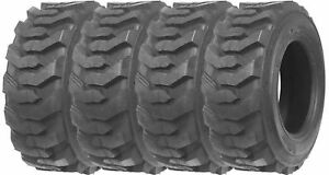 4 12 16 5 Skid Steer Tires 12 Ply Rating 12x16 5 For Case Caterpillar