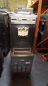 Taylor 751 Soft Serve Frozen Yogurt Ice Cream Machine Fully Working 3ph Water