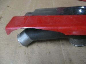Ih Farmall Tractor Right Hand Lower Panel Part 117747c2