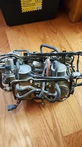 Dual Carburetors