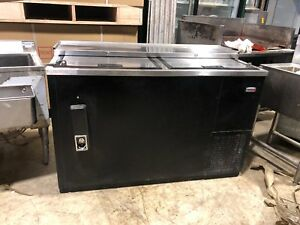 Fagor Fbc 50 50 Commercial Bottle Cooler Used Bar Beer Bottle Cooler