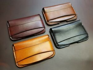Handcrafted Leather Business Card Holder Card Holder