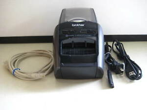 Brother Ql 580n Professional Thermal Label Printer W Power Cord