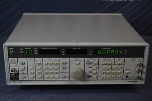 Panasonic Vp 7723b Low Distortion Audio Signal Source And 1 Ch Analyzer