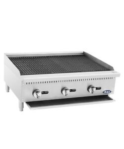 New 36 Radiant Char Broiler