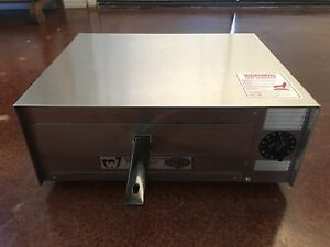 Wisco Industries Pizza Pal Electric Oven Model 412 Stainless
