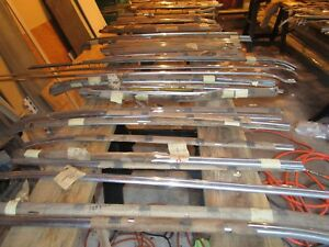 1953 54 Chevy Huge Nos Molding Lot