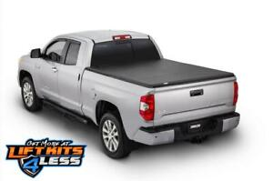 Tonno Pro Hf 561 Hard Fold Bed Cover For 2016 2019 Toyota Tacoma 5 Bed
