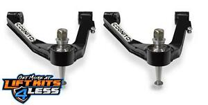 Cognito 110 90296 Uni ball Upper Control Arm Kit For 07 2018 Gm 1500 2wd 4wd
