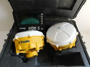 Trimble Ms992 P n71992 00 Machine Grade Control Gps Receiver Antenna With Cb430