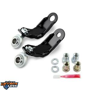 Cognito 110 90245 Pitman And Idler Arm Support Kit 1993 98 Gm 1500 2500 3500 Hd