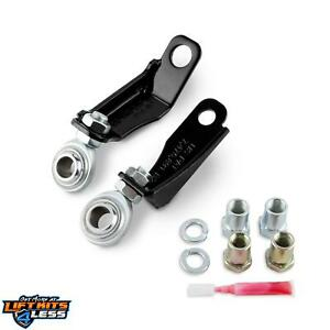 Cognito 110 90247 Pitman And Idler Arm Support Kit For 2001 10 Gm 1500hd 2500 Hd