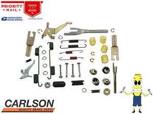 Complete Front Brake Drum Hardware Kit For Executive Limousine 1985 1986 R Drm
