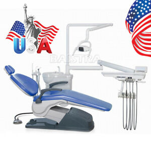 Tuojian Dental Chair Unit Tj2688 A1 110v 4h Computer Control Doctor s Chair Us
