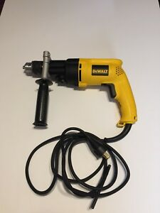 New Dewalt Electric Hammer Drill Model Dw505
