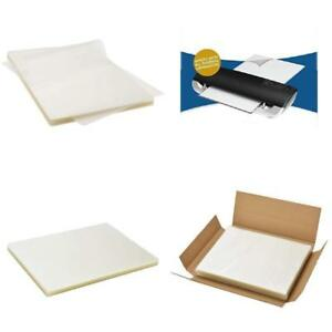 2000pack Thermal Laminating Pouches 3 Mil Heat Seal A4 Letter Size 8 5x11 Sheets