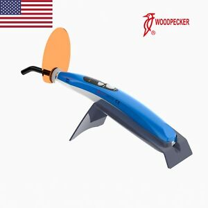 Woodpecker Original Dental Curing Light Led D Wireless Lamp Usa Stock Fda Ce