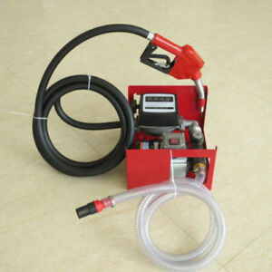 Disel Fuel Transfer Pump Station 220v Dispenser Y