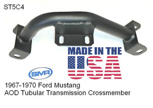 Ford Mustang 1967 1970 Tubular Cross Member For Aod Transmission