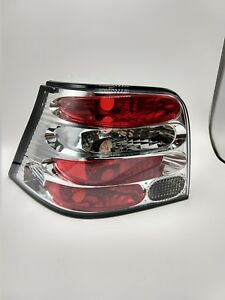 Vw Golf Mkiv Tail Light Set Chrome