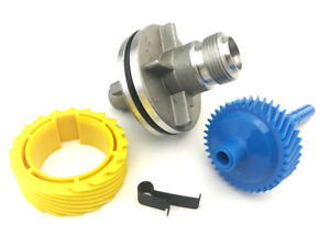 700r4 Speedometer Housing 38 17 Tooth Gear Combinations Clip Gm Chevrolet