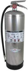 Fire Extinguisher 2a Water 2 1 2 Gal 24 1 2h Amerex 240