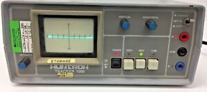 Huntron Tracker Model 1000 Htr1005b 1s Electronic Component Test Analyzer Used