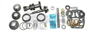 Muncie Gear Set Early 7 8 Case M20 Wide Ratio Rebuild Kit Sliders