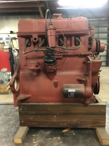 Case 188 Gas Engine Fits Case 630 Tractors Many Dozers