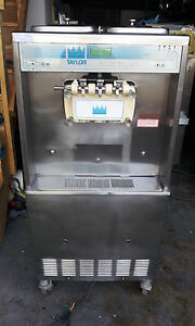 Taylor H84 Soft Serve Ice Cream Frozen Yogurt Machine 754 Fully Working 3ph Air