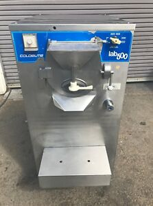 Coldelite Lab 500 Batch Freezer Gelato Italian Ice Sorbets Ice Cream Machine