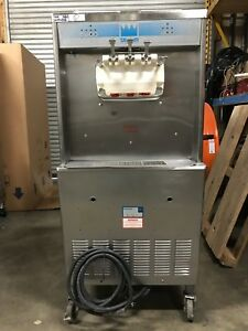 Taylor 754 Soft Serve Frozen Yogurt Ice Cream Machine 3ph Air Fully Working