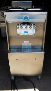 2000 Taylor 754 Soft Serve Frozen Yogurt Ice Cream Machine Warranty 3ph Water