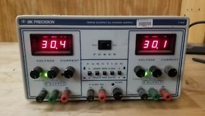 Bk Precision 1760 Triple Output Power Supply 2