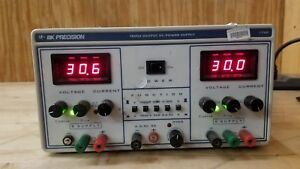 Bk Precision 1760 Triple Output Power Supply 3 Read