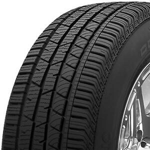 4 New Continental 235 70r16 106t Conticrosscontact Lx20 Tires 2357016 235 70 16