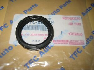 Toyota Scion Front Crankshaft Seal 4cl Genuine Toyota Oem New