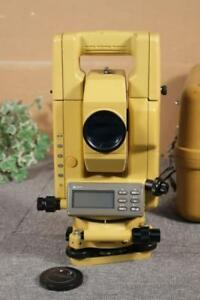 as is total Station Topcon Gts 310 Iia Surveying