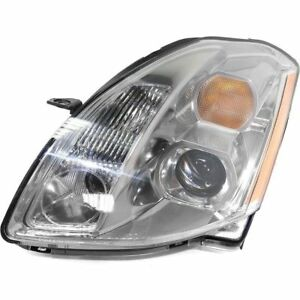 New Depo Head Light For 2005 2006 Maxima Driver Left Side 26060za80a Ni2502183