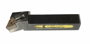 Nice Kennametal Ddqnr 124b 3 4 Square Shank Indexable Lathe Tool Holder
