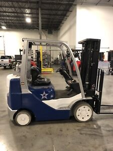 Used Propane Forklift