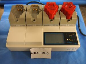 Stryker 4110 120 System5 Four Station Battery Charger qty 1