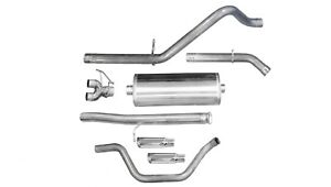 Corsa Performance 24907 Sport Cat Back Exhaust System