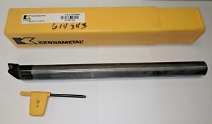 Kennametal E12 sclpl3 0 930 Solid Carbide Indexable Boring Bar 3 4 Shank New I