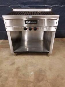 Emberglo 36 Electric Char broiler Grill Stand