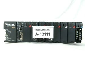 Automation Direct D2 09b 1 9 port Plc Controller Direct Logic 205 Koyo Used