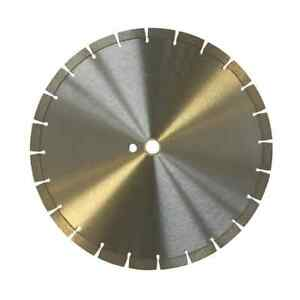14 Diamond Saw Blade For Concrete Brick Block Masonry 12 Mm Seg 1 Arbor