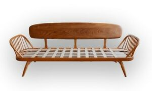 Ercol Mid Century Day Bed Studio Couch