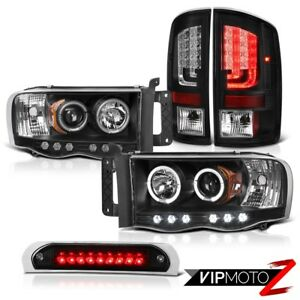 2002 2005 Dodge Ram 2500 5 9l Taillamps Roof Cargo Lamp Headlights high Power
