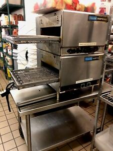 Electric Conveyor Pizza Oven 18 Belt Lincoln Commercial Oven